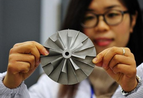 китай, 3D-принтер, техника, наука