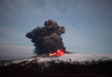 вулкан, видео, Джордж Курунис, Сэм Коссман, жерло, лава, вулкан Амбрим