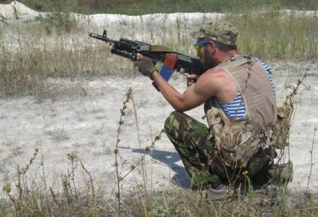 Добровольцы, правый сектор, Донбасс, война