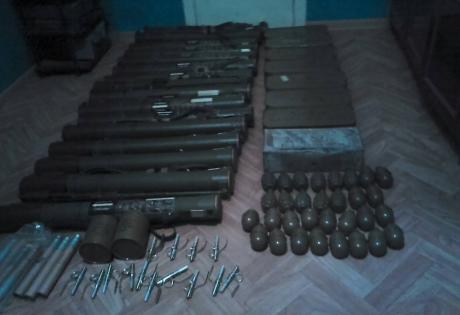 одесса, оружие, сбу, украина, лубкивский, терроризм