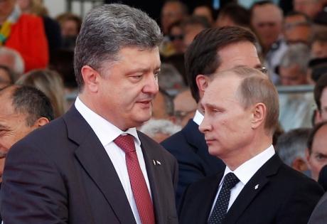владимир путин, петр поршенко, новости украины, новости россии, ситуация в украине,